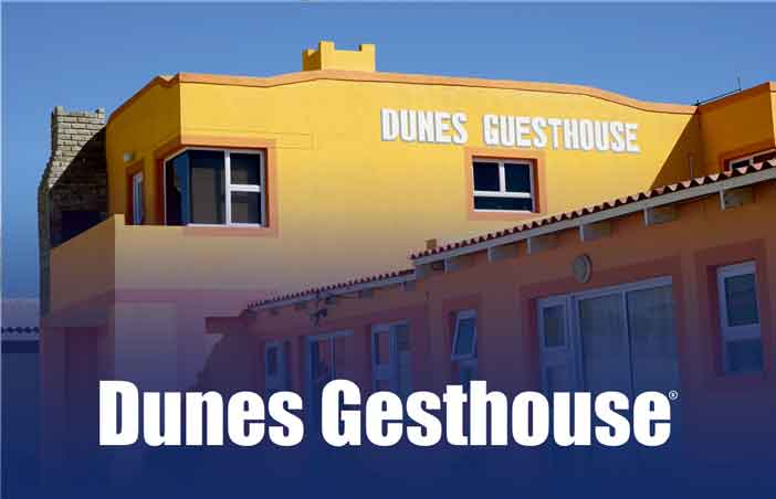 Dune guesthouse walvisbay